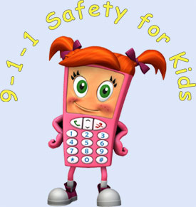 Click here for more 911 for kids information and activities!